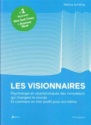Les visionnaires - fyp - 9782364051805 -