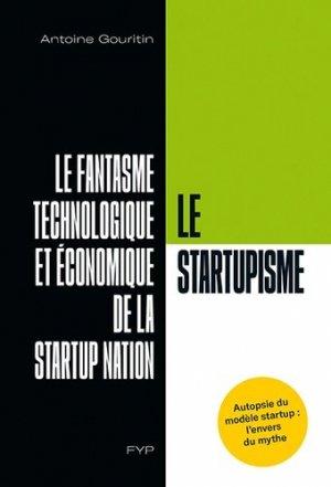 Le startupisme - fyp - 9782364051850 -