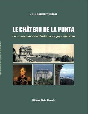 Le château de la Punta - alain piazzola - 9782364790902 -