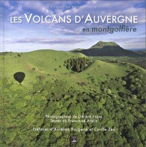 Les volcans d'Auvergne - tournez la page - 9782364830400 -