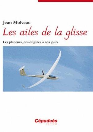 Les ailes de la glisse - cepadues - 9782364930520 -