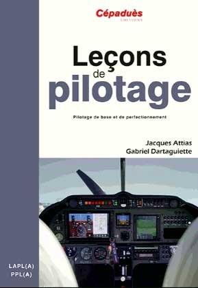 Leçons de pilotage - cepadues - 9782364938885 -