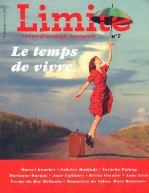 Le temps de vivre - Editions Première Partie - 9782365261357 -