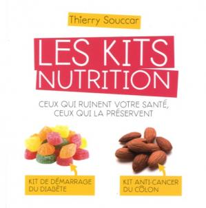 Les kits nutrition - thierry souccar - 9782365491570 -