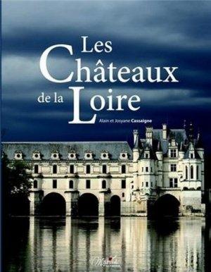 Les châteaux de la Loire - marivole  - 9782365750479 -