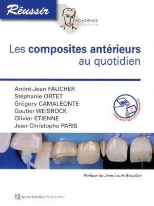 Les composites antérieurs au quotidien - quintessence international - 9782366150469 -