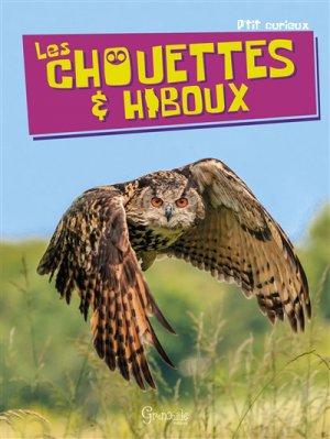 Les chouettes & hiboux - grenouille - 9782366533538 -