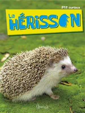 Le hérisson - grenouille - 9782366533552 -