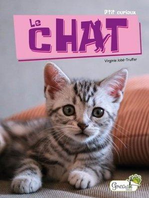 Le chat - grenouille - 9782366535426 -