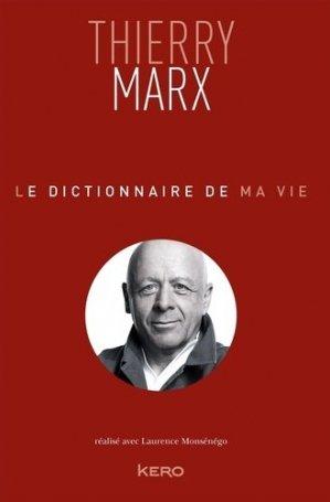 Le dictionnaire de ma vie - kero - 9782366585100 -