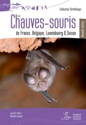 Les Chauves-souris de France, Belgique, Luxembourg et Suisse - biotope - 9782366621396 -