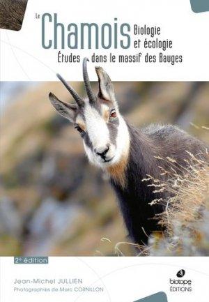 Le chamois - biotope - 9782366621938 -