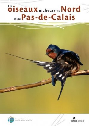 Les oiseaux nicheurs du Nord et du Pas-de-Calais - biotope - 9782366622317 -