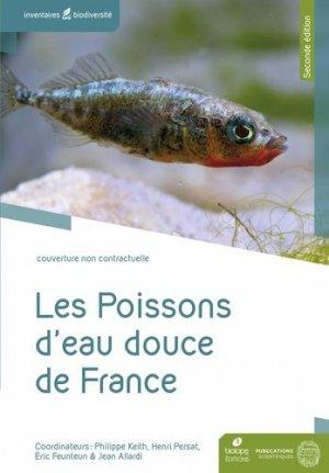 Les poissons d'eau douce de France - biotope - 9782366622478 -