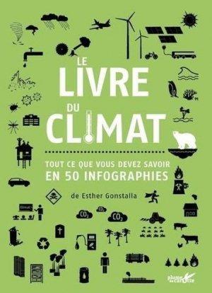 Le livre du climat - plume de carotte - 9782366722130 -