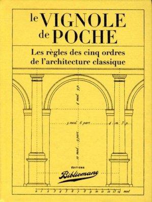 Le vignole de poche - bibliomane - 9782367430423 - majbook ème édition, majbook 1ère édition, livre ecn major, livre ecn, fiche ecn