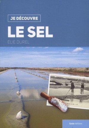 Le sel - geste - 9782367465791 -