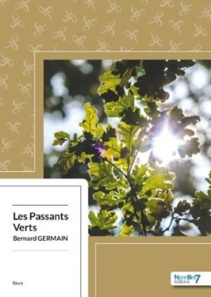 Les Passants Verts - nombre7 - 9782368323557 -