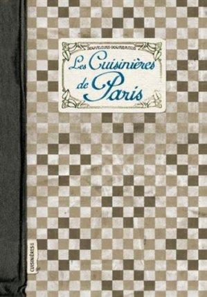 Les Cuisinières de Paris - les cuisinières sobbollire - 9782368420515 -