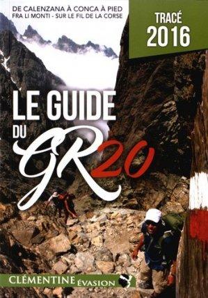 Le guide du GR20 - clementine - 9782370120465 -