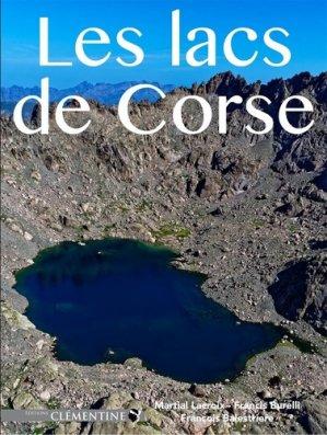 Les lacs de Corse - clementine - 9782370121202 -