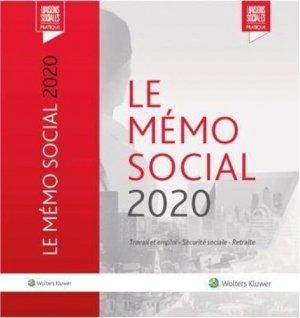 Le mémo social 2020 - Editions Liaisons - 9782371481978 -