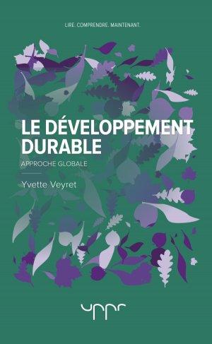Le développement durable - uppr - 9782371681415 -
