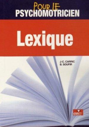 Lexique - era grego - 9782371810204 -