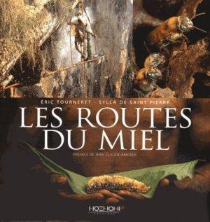 Les routes du miel - hozhoni - 9782372410052 -