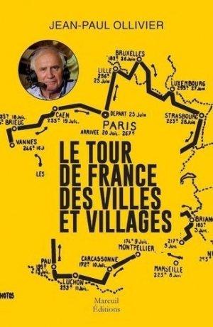 Le Tour de France des villes et villages - mareuil - 9782372541305 -