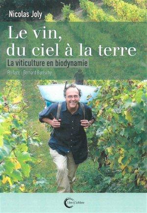 Le vin du ciel à la terre - libre et solidaire - 9782372630559 -