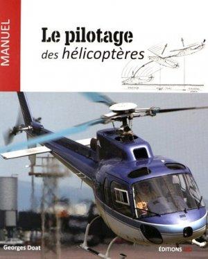 Le pilotage des hélicoptères - jpo - jean-pierre otelli editions - 9782373010435 -