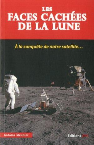 Les faces cachées de la Lune - jpo - jean-pierre otelli editions - 9782373010992 -