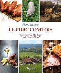 Le porc comtois - emmanuel vandelle - 9782373620160 -