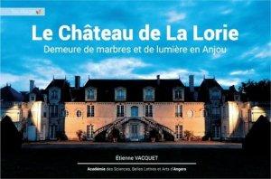 Le château de la Lorie - feuillage - 9782373970685