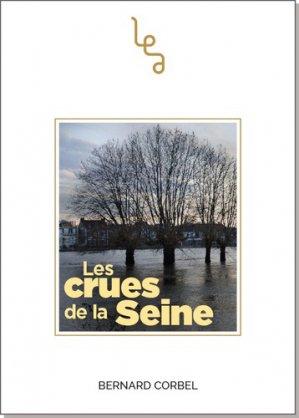 Les crues de la Seine - Abordables - 9782374311517 -