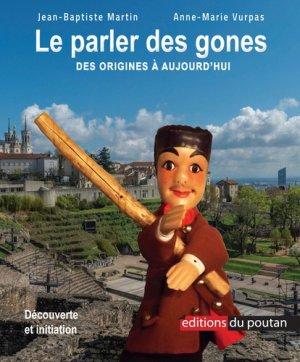 Le Parler des Gones - poutan - 9782375530498 -