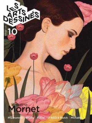 Les Arts dessinés N° 10 - DBD Editions - 9782376031109 -