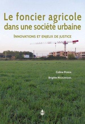 Le foncier agricole dans une société urbaine - cardere - 9782376490111 -