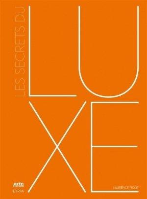 Les secrets du luxe - epa - 9782376713159 -