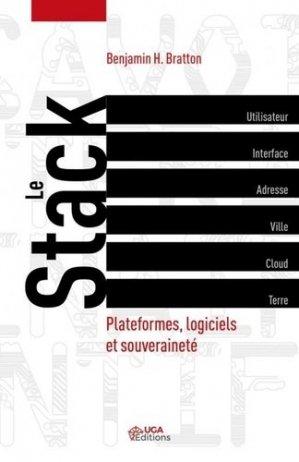 Le stack - uga - 9782377470464 -