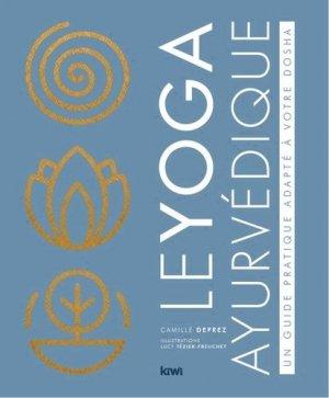 Le yoga ayurvédique - kiwi - 9782378830557
