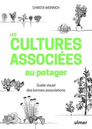 Les cultures associées au potager - ulmer - 9782379220128 -