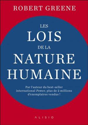 Les lois de la nature humaine - leduc - 9782379350283