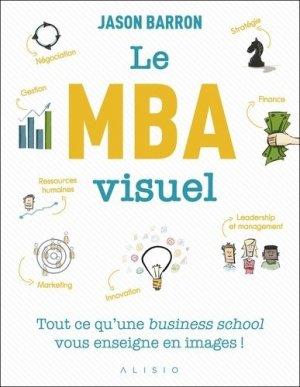 Le MBA visuel - Alisio - 9782379350320 -