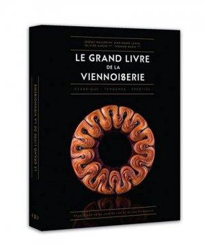 Le grand livre de la viennoiserie - lec - 9782379450440 -