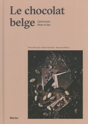 Le chocolat belge - racine - 9782390250654 -