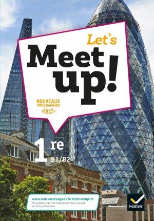 Let's Meet up ! - Anglais - hatier - 9782401052987 -