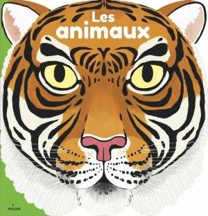 Les animaux - milan - 9782408016210 -