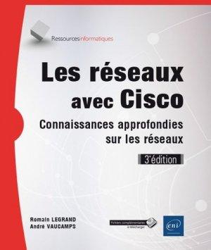 Les réseaux avec Cisco - eni - 9782409010514 -
